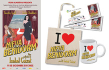 SORTEAMOS PACKS DE REGALOS EXCLUSIVOS DE NIEVA EN BENIDORM