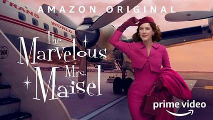 PRIME VIDEO - THE MARVELOUS MRS. MAISEL - TRÁILER TERCERA TEMPORADA