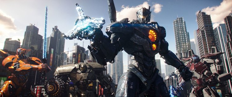 Pacific Rim: Insurección — TV Spot: 'Plan B'