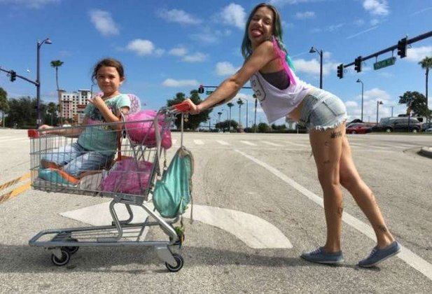 The Florida Project: The Dissaster Mother