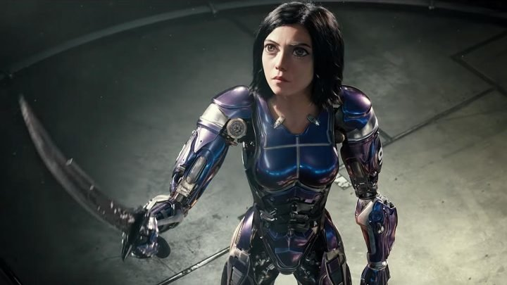 Alita: Ángel De Combate: Big Eyes