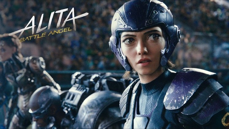 Motorball Stadium Fight Scene - ALITA: BATTLE ANGEL Movie Clip (4K ULTRA HD - 2019)