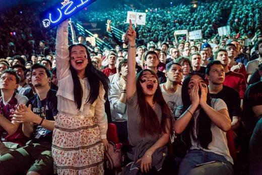 YELMO CINES TE TRAE LA LEAGUE OF LEGENDS EUROPEAN CHAMPIONSHIP SPRING FINAL 2019 live from Rotterdam