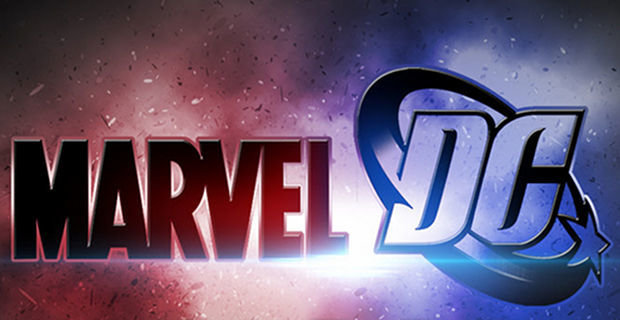 MARVEL vs DC COMICS (Especial Comic Con) en TNT