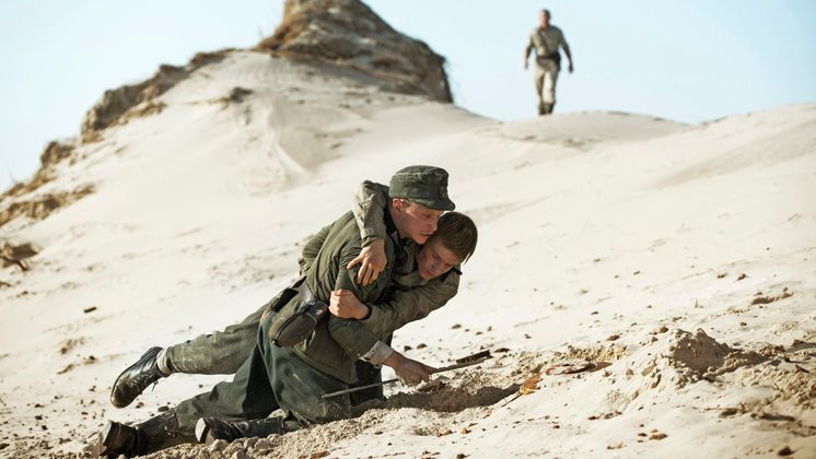 Land of Mine: Una historia de posguerra