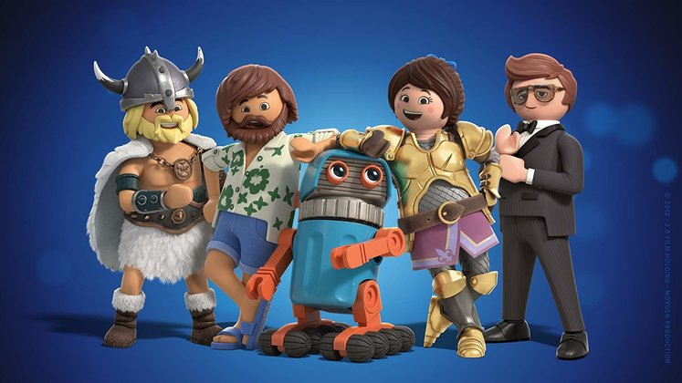 Tráiler subtitulado de PLAYMOBIL THE MOVIE