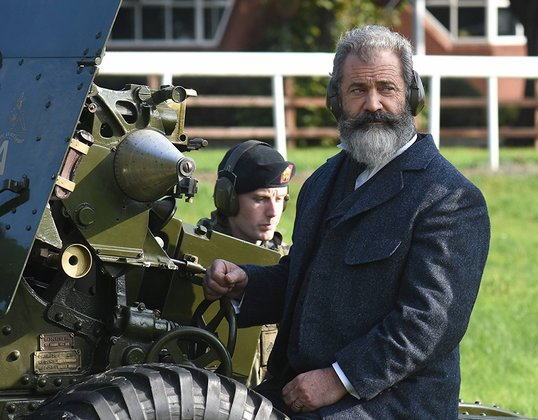 Tráiler oficial subtitulado de The Profesor and The Madman, con Mel Gibson y Sean Penn