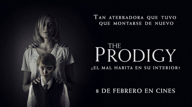 "Sorteamos 2 packs de cartel oficial + entrada doble para ver ""THE PRODIGY"""