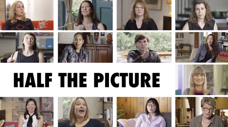 TCM estrena HALF THE PICTURE, documental sobre la discriminación de las mujeres directoras en Hollywood