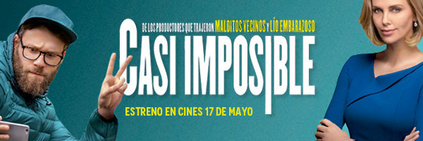 CASI IMPOSIBLE. Cartel y tráiler en castellano disponibles