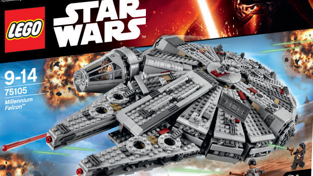 ¡GANA SETS DE JUEGO DE LEGO STAR WARS PARA CELEBRAR EL STAR WARS DAY!