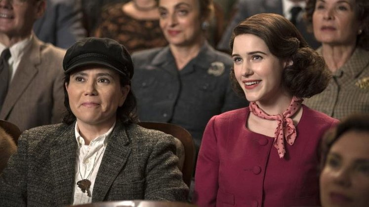 PRIME VIDEO - The Marvelous Mrs. Maisel - Teaser tráiler 3ª Temporada