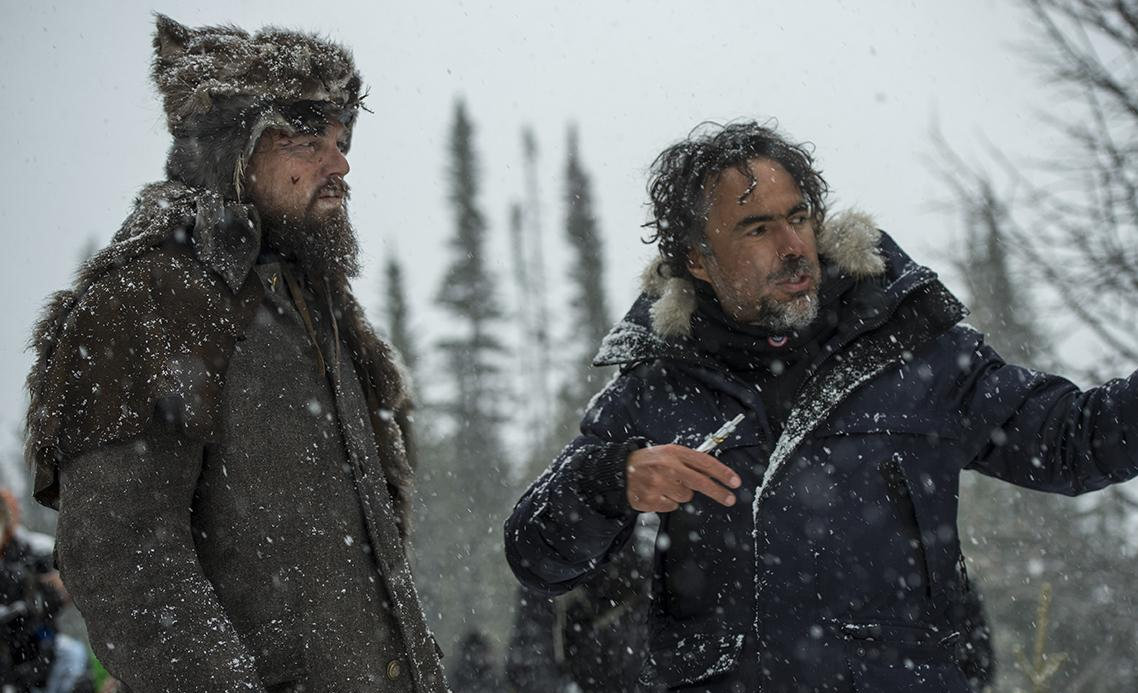 The Revenant_Set