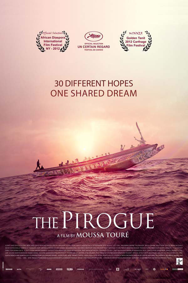THE_PIROGUE_Poster