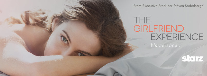 The Girlfriend Experience, interpretada por Riley Keough